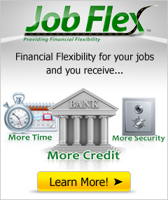 JobFlex - Financial Flexibility so you can get paid