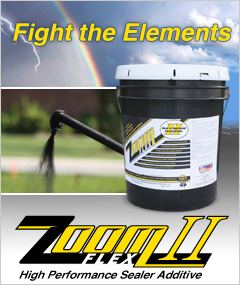 Daf Scale in the yellow? Use fast drying ZoomFlex2 Sealer Additive